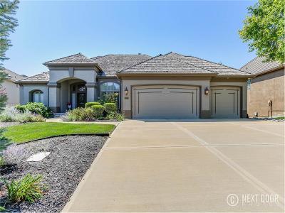 Lenexa Single Family Home For Sale: 21219 W 95th Terrace
