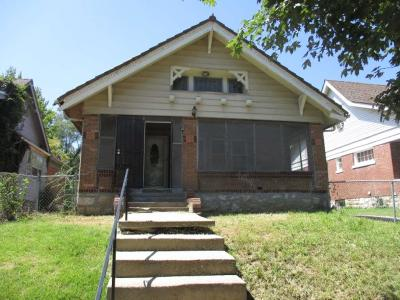 Kansas City MO Single Family Home For Sale: $30,500