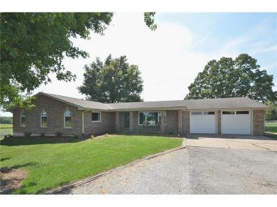 Smithville Single Family Home For Sale: 3845 NW Kk Highway