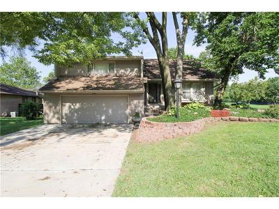 Parkville Single Family Home For Sale: 10412 NW Mirror Lake Drive