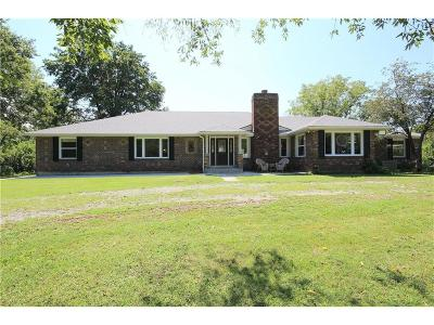Cass County Single Family Home For Sale: 3805 E 187th Street