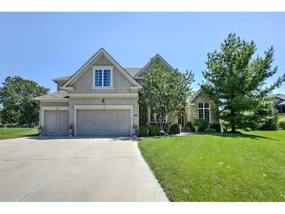 Overland Park Single Family Home For Sale: 14725 Knox Street