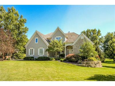 Leawood Single Family Home For Sale: 4007 W 140th Street