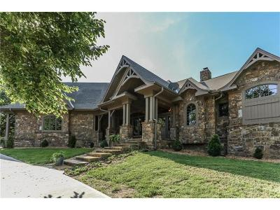 Blue Springs MO Single Family Home For Sale: $1,250,000