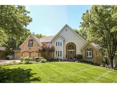 Overland Park Single Family Home For Sale: 13206 Barkley Street