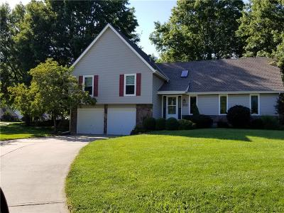 Raymore MO Single Family Home For Sale: $209,900
