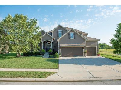 Raymore Single Family Home For Sale: 1518 Cross Creek Drive