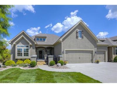 Lenexa Single Family Home For Sale: 9719 Redbird Street