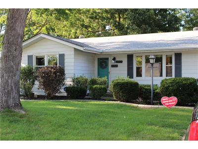 Prairie Village Single Family Home For Sale: 5600 W 71 Street