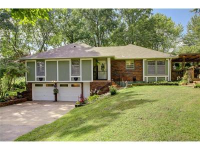 Oak Grove Single Family Home For Sale: 3322 S Gardner Road