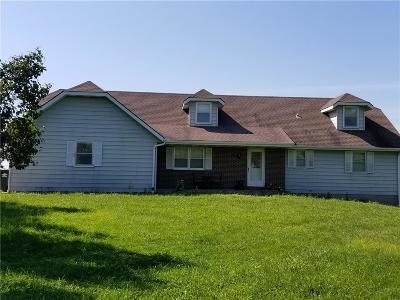Basehor Single Family Home For Sale: 15239 Hollingsworth Road