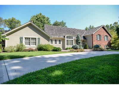Overland Park Single Family Home For Sale: 3524 W 97th Place