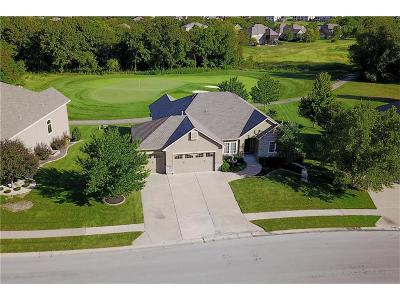 Raymore Single Family Home For Sale: 1509 Drake Lane