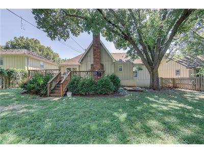 Lenexa Single Family Home For Sale: 13008 W 101st Street
