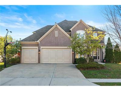 Leawood Single Family Home For Sale: 2717 W 132nd Street