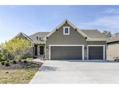 Shawnee Single Family Home For Sale: 20813 W 68 Terrace
