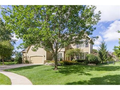 Leawood Single Family Home For Sale: 14252 Granada Court