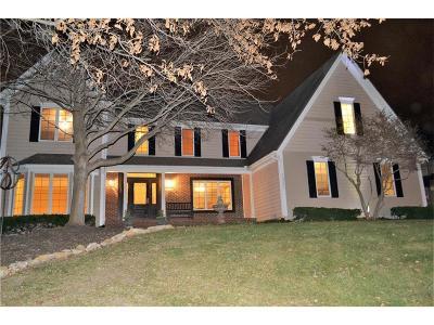 Overland Park Single Family Home For Sale: 13201 Barkley Street