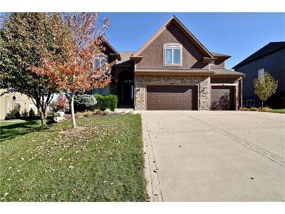 Lenexa Single Family Home For Sale: 10001 Sunset Drive