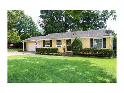Prairie Village Single Family Home Show For Backups: 3303 W 71st Terrace