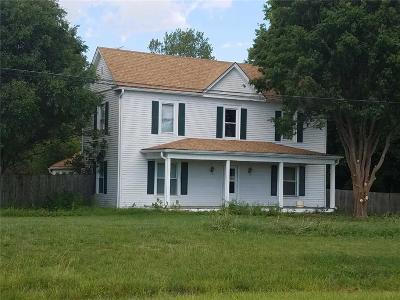 Harrisonville MO Single Family Home For Sale: $200,000