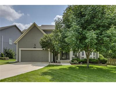 Olathe Single Family Home For Sale: 15173 W 154th Terrace