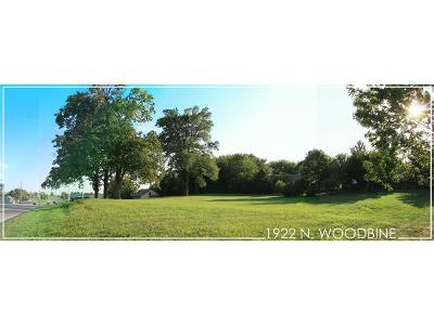 Buchanan County Residential Lots & Land For Sale: 1922 N Woodbine Road