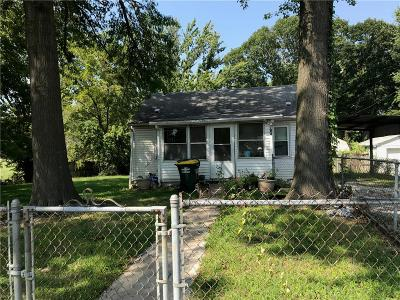 Independence MO Single Family Home For Sale: $55,000
