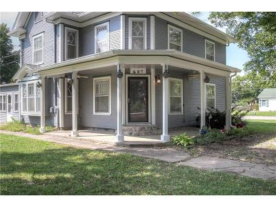 Spring Hill Single Family Home Contingent: 607 W Hale Street