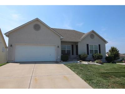 Raymore MO Single Family Home Show For Backups: $234,000