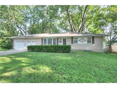 Grandview Single Family Home For Sale: 6704 E 139th Street