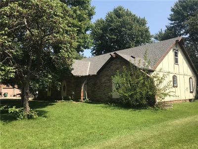 Raymore MO Single Family Home For Sale: $145,000