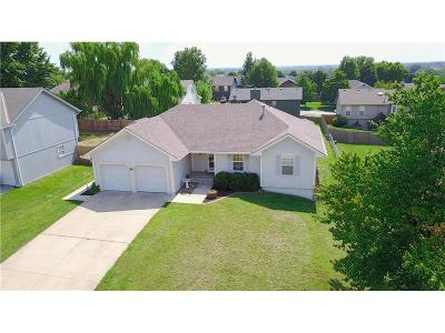 Raymore MO Single Family Home Contingent: $164,900
