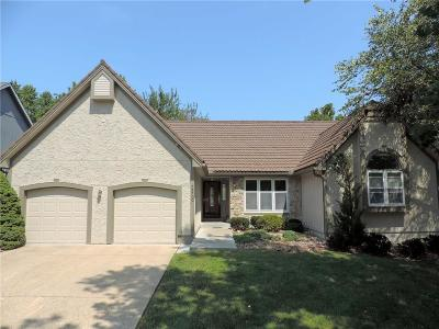 Overland Park Single Family Home For Sale: 12700 W 120th Terrace