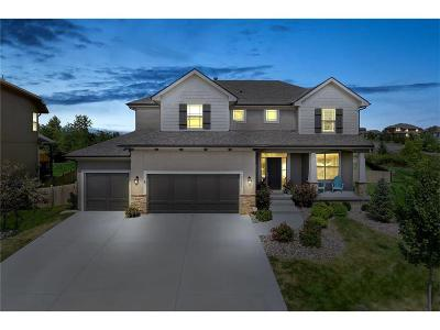 Shawnee Single Family Home For Sale: 22606 W 62nd Street