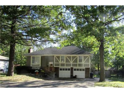 Grandview Single Family Home For Sale: 12817 Byars Road