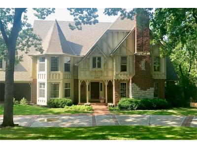 Leawood Single Family Home For Sale: 4200 W 110th Street