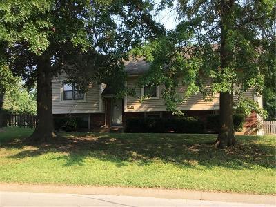 Lee's Summit Single Family Home Show For Backups: 1148 NE Oak Tree Drive