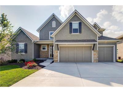 Overland Park Single Family Home For Sale: 17812 Kessler Street