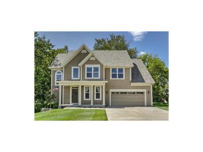 Smithville Single Family Home For Sale: 19610 Harbor Drive