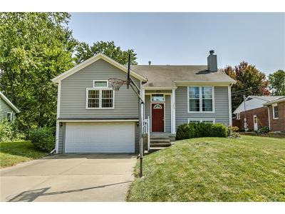 Overland Park Single Family Home Show For Backups: 5205 Hardy Street