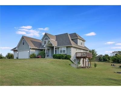 Bates City Single Family Home For Sale: 1675 NW 850th Road