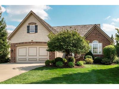 Johnson-KS County Single Family Home For Sale: 26165 W 109th Street