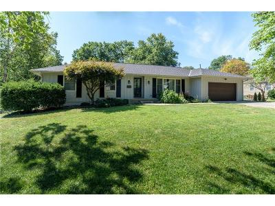 Leawood Single Family Home For Sale: 3301 W 91st Street