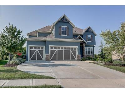 Overland Park Single Family Home Show For Backups: 9531 W 164th Court