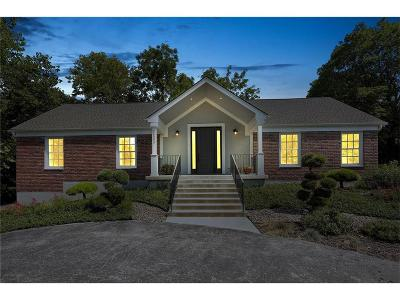 Leawood Single Family Home Show For Backups: 12503 Ensley Lane