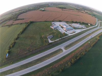 Johnson-KS County, Miami County Commercial For Sale: 36450 Frontage Road