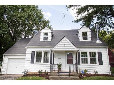 Grandview Single Family Home Show For Backups: 1102 E 133rd Street