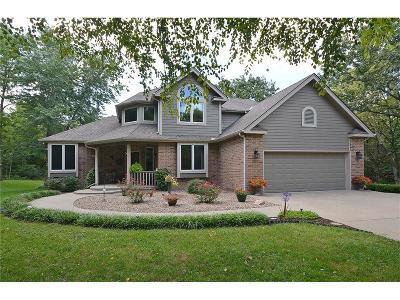 Smithville Single Family Home For Sale: 14925 Black Oak Drive