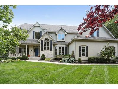 Leawood Single Family Home Show For Backups: 4945 W 132nd Terrace